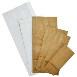Monsterpakket papieren blokbodemzakken