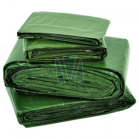 Afdekzeil groen licht (100gr/m²)