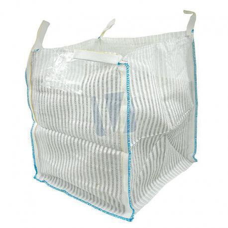 Geventileerde big bags (geschikt voor 1 kuub)