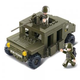 Sluban Army armoured car M38-B0297