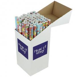 Inpakpapier Kids presenteerbox