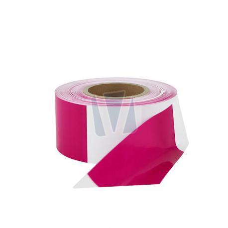 Roze afzetlint