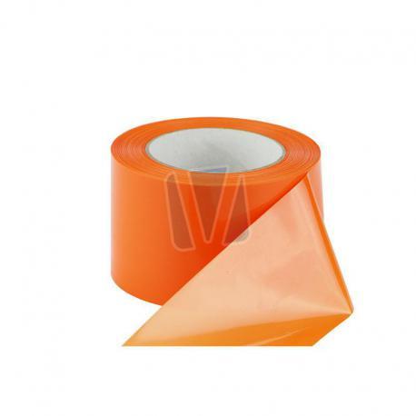 Oranje afzetlint
