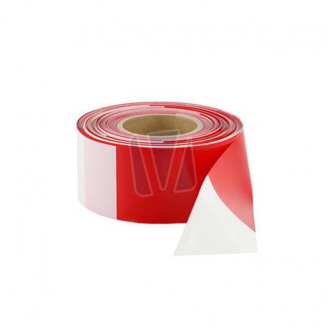 Rood wit afzetlint 500 m