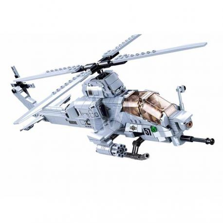 Sluban Attack helicopter M38-B0838