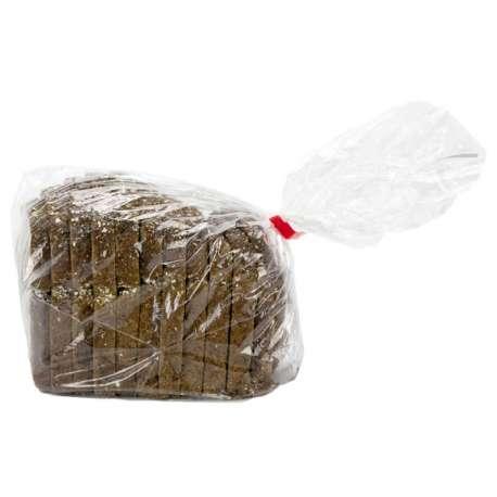Plastic zakken met zijvouw klein (per 100 stuks)