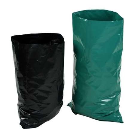 Plastic puinzakken (per 100 stuks)